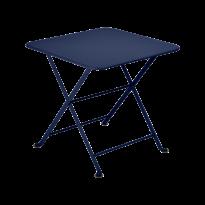 TABLE BASSE ENFANT TOM POUCE, 50 x 50, Bleu abysse de FERMOB