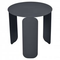 TABLE BASSE BEBOP, D.45, Carbone de FERMOB