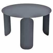 TABLE BASSE BEBOP, D.60, Carbone de FERMOB