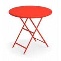 TABLE RONDE ARC EN CIEL, 7 coloris  de EMU