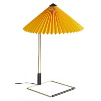 LAMPE DE TABLE MATIN, 2 tailles, 6 coloris de HAY