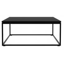 TABLE BASSE THIN, Noir d