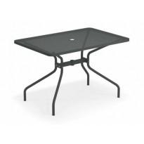 TABLE RECTANGULAIRE CAMBI, 4 tailles, 4 coloris de EMU
