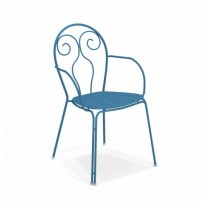 FAUTEUIL CAPRERA, Bleu de EMU