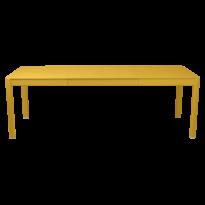 Table à allonges RIBAMBELLE de Fermob, 2 allonges, Miel
