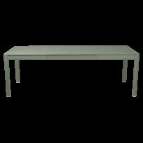 Table à allonges RIBAMBELLE de Fermob, 3 options, 24 coloris