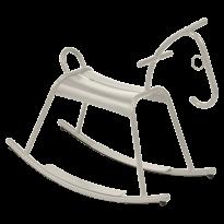 Cheval à bascule ADADA de Fermob, Gris argile