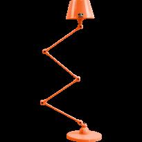 LAMPADAIRE AICLER AID433 DE JIELDÉ, ORANGE