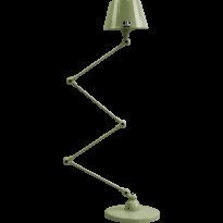 LAMPADAIRE AICLER AID433 DE JIELDÉ, VERT OLIVE