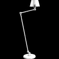 LAMPADAIRE AICLER AID833 DE JIELDÉ, CHROME
