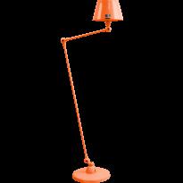 LAMPADAIRE AICLER AID833 DE JIELDÉ, ORANGE