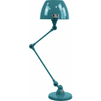 LAMPE A POSER AICLER AIC373 DE JIELDÉ, BLEU OCÉAN