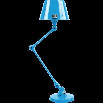 LAMPE A POSER AICLER AID373 DE JIELDÉ, BLEU CLAIR