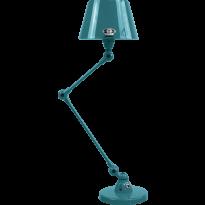 LAMPE A POSER AICLER AID373 DE JIELDÉ, BLEU OCÉAN