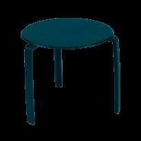 TABLE BASSE ALIZÉ, Bleu acapulco de FERMOB
