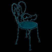 CHAISE ANGE, Bleu acapulco de FERMOB