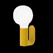 SUPPORT / APLLIQUE MURALE POUR LAMPE APLO, Miel de FERMOB
