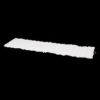 COUSSIN POUR CHAISE LONGUE BISTRO, Blanc coton de FERMOB