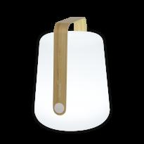 GRANDE LAMPE BALAD H.38 cm, Edition spéciale Bamboo de FERMOB