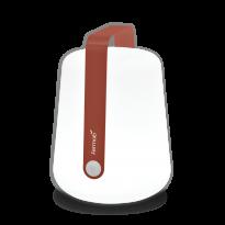GRANDE LAMPE BALAD H38, Ocre rouge de FERMOB
