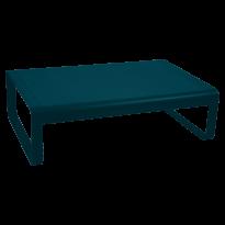 TABLE BASSE BELLEVIE, Bleu acapulco de FERMOB
