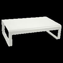 TABLE BASSE BELLEVIE, Gris argile de FERMOB