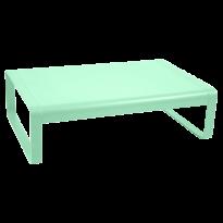 TABLE BASSE BELLEVIE, Vert opaline de FERMOB