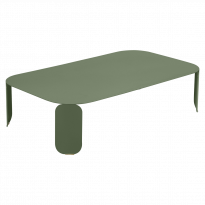 TABLE BASSE RECTANGULAIRE BEBOP, H.29, Cactus de FERMOB