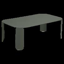 TABLE BASSE RECTANGULAIRE BEBOP, H.42, Romarin de FERMOB