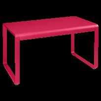 TABLE BELLEVIE, 140 x 80, Rose praline de FERMOB
