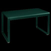 TABLE BELLEVIE, 140 x 80, Vert cèdre de FERMOB