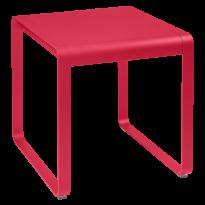 TABLE BELLEVIE, 74 x 80, Rose praline de FERMOB