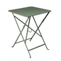 TABLE PLIANTE BISTRO 57 X 57CM ROMARIN de FERMOB