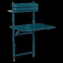 TABLE BALCON BISTRO, Bleu acapulco de FERMOB