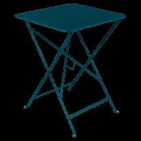 TABLE PLIANTE BISTRO 57 X 57CM, Bleu acapulco de FERMOB