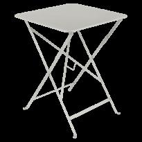 TABLE PLIANTE BISTRO 57 X 57CM, Gris argile de FERMOB