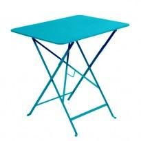 TABLE PLIANTE BISTRO 77 X 57CM, 23 couleurs de FERMOB