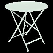 TABLE PLIANTE BISTRO 77CM, Menthe glaciale de FERMOB