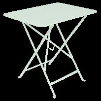TABLE PLIANTE BISTRO 77 X 57CM, Menthe glaciale de FERMOB