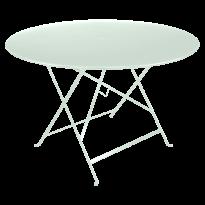 TABLE PLIANTE BISTRO 117CM, Menthe glaciale de FERMOB