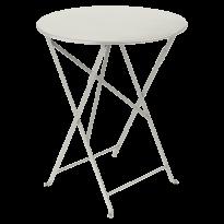 TABLE PLIANTE BISTRO 60CM, Gris argile de FERMOB