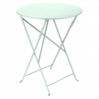 TABLE PLIANTE BISTRO 60CM, Menthe glaciale de FERMOB
