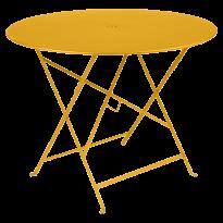TABLE PLIANTE BISTRO 96CM MIEL de FERMOB