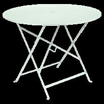 TABLE PLIANTE BISTRO 96CM, Menthe glaciale de FERMOB