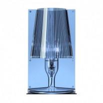 LAMPE TAKE, Bleu transparent de KARTELL
