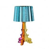 LAMPE A POSER BOURGIE, Multicolore bleu clair de KARTELL