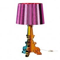 LAMPE A POSER BOURGIE, Multicolore Fuchsia de KARTELL