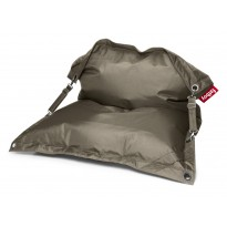 POUF THE BUGGLE-UP, Taupe de FATBOY