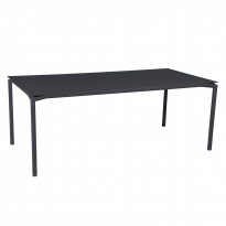 TABLE CALVI 24 Couleurs de FERMOB