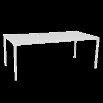 TABLE CALVI Blanc coton de FERMOB